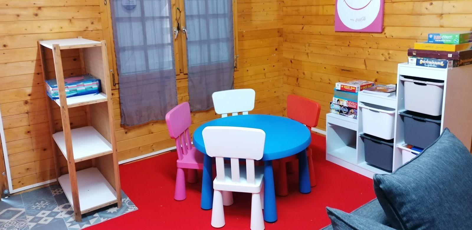 Espace dédié aux enfants (2)